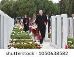 canakkale  turkey   march 18 ... | Shutterstock . vector #1050638582