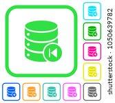 database macro prev vivid... | Shutterstock .eps vector #1050639782