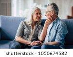 love lives forever  senior...   Shutterstock . vector #1050674582