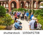 st augustine  florida   2 26... | Shutterstock . vector #1050692708