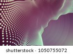 abstract polygonal space low...   Shutterstock . vector #1050755072