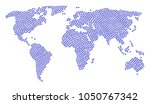 geographic map concept... | Shutterstock . vector #1050767342
