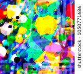 abstract seamless texture....   Shutterstock .eps vector #1050771686