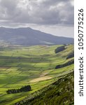 Small photo of View from Serra do Cume, Terceira Island, Azores, Portugal