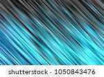 light blue vector cover with... | Shutterstock .eps vector #1050843476