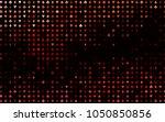dark red vector texture with... | Shutterstock .eps vector #1050850856