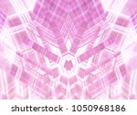 abstract grunge pink background.... | Shutterstock . vector #1050968186