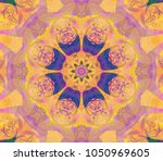 abstract background colored... | Shutterstock . vector #1050969605