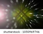 abstract background green bokeh ... | Shutterstock . vector #1050969746