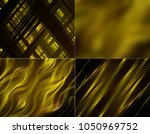 collection of images yellow.... | Shutterstock . vector #1050969752
