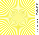 sun rays background  vector... | Shutterstock .eps vector #1050969956