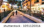 riccione  italy   september 7 ... | Shutterstock . vector #1051120316