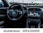 moscow  russia   december 17 ...   Shutterstock . vector #1051132055