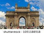 mumbai maharashtra  india... | Shutterstock . vector #1051188518