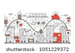 coffee concept vector...