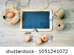 top view background with space...   Shutterstock . vector #1051241072