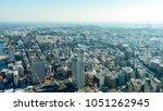 Yokohama  Japan Aerial View...