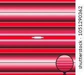 red serape blanket stripes... | Shutterstock .eps vector #1051290362