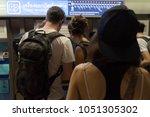 bangkok  thailand   january 26  ...   Shutterstock . vector #1051305302