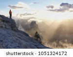 summit view from cloud's rest... | Shutterstock . vector #1051324172