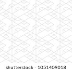 seamless linear pattern with...   Shutterstock .eps vector #1051409018