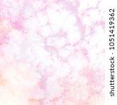abstract watercolor galaxy sky...   Shutterstock . vector #1051419362