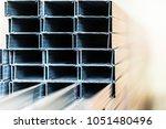 frames for plasterboard  for... | Shutterstock . vector #1051480496