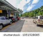 mahe  seychelles   september 3...   Shutterstock . vector #1051528085