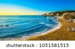 Castiglioncello Bay Beach And...