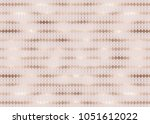 geometric seamless pattern with ... | Shutterstock .eps vector #1051612022