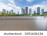 panoramic skyline and buildings ... | Shutterstock . vector #1051636136