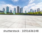 panoramic skyline and buildings ... | Shutterstock . vector #1051636148