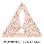 caution symbol collage...