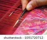 Women works on cotton or silk...