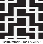 vector seamless pattern.... | Shutterstock .eps vector #1051727372