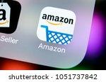 sankt petersburg  russia  march ... | Shutterstock . vector #1051737842