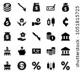 Flat Vector Icon Set   House...