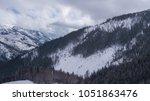 ski resort jasna slovakia... | Shutterstock . vector #1051863476