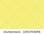 pattern stripe seamless yellow... | Shutterstock .eps vector #1051943096