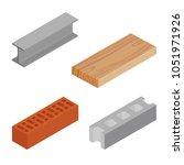 raster illustration isometric... | Shutterstock . vector #1051971926