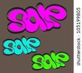 text design   Shutterstock .eps vector #105199805