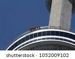 toronto  on   canada   july... | Shutterstock . vector #1052009102