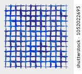 batik tie dye texture repeat... | Shutterstock . vector #1052022695