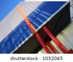 modern structure abstract | Shutterstock . vector #1052065