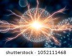 Cg Model Electricity Nucleus...