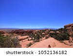 arches national park  usa  | Shutterstock . vector #1052136182