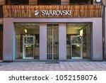 bologna  italy   circa march ... | Shutterstock . vector #1052158076
