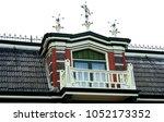 netherlands groningen usquert ... | Shutterstock . vector #1052173352