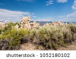 ineteresting rock fromations in ... | Shutterstock . vector #1052180102