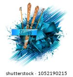 abstract colored backgrounds ... | Shutterstock . vector #1052190215